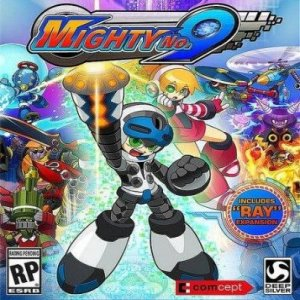 Buy Mighty No 9 Games From Bangladesh