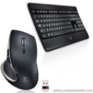 Buy Logitech Wireless Performance Combo MX800 Illuminated Wireless Keyboard and Mouse in Bangladesh