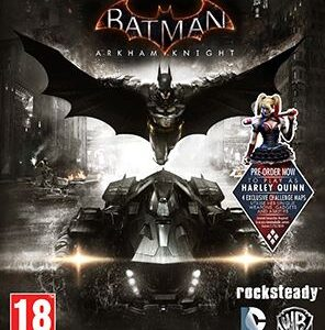 Buy Batman Arkham Knight Games From Bangladesh