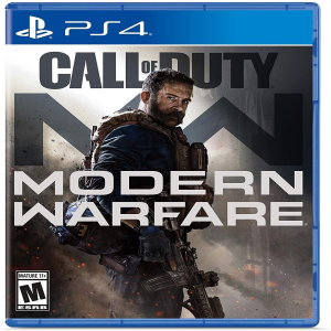 Call of Duty Modern Warfare for ps4