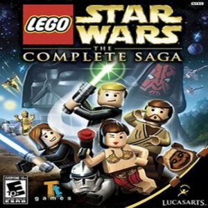 LEGO Star Wars The Complete Saga bd
