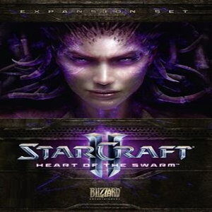 Starcraft 2 Heart of the Swarm bd