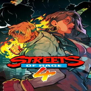 Streets of Rage 4 bd