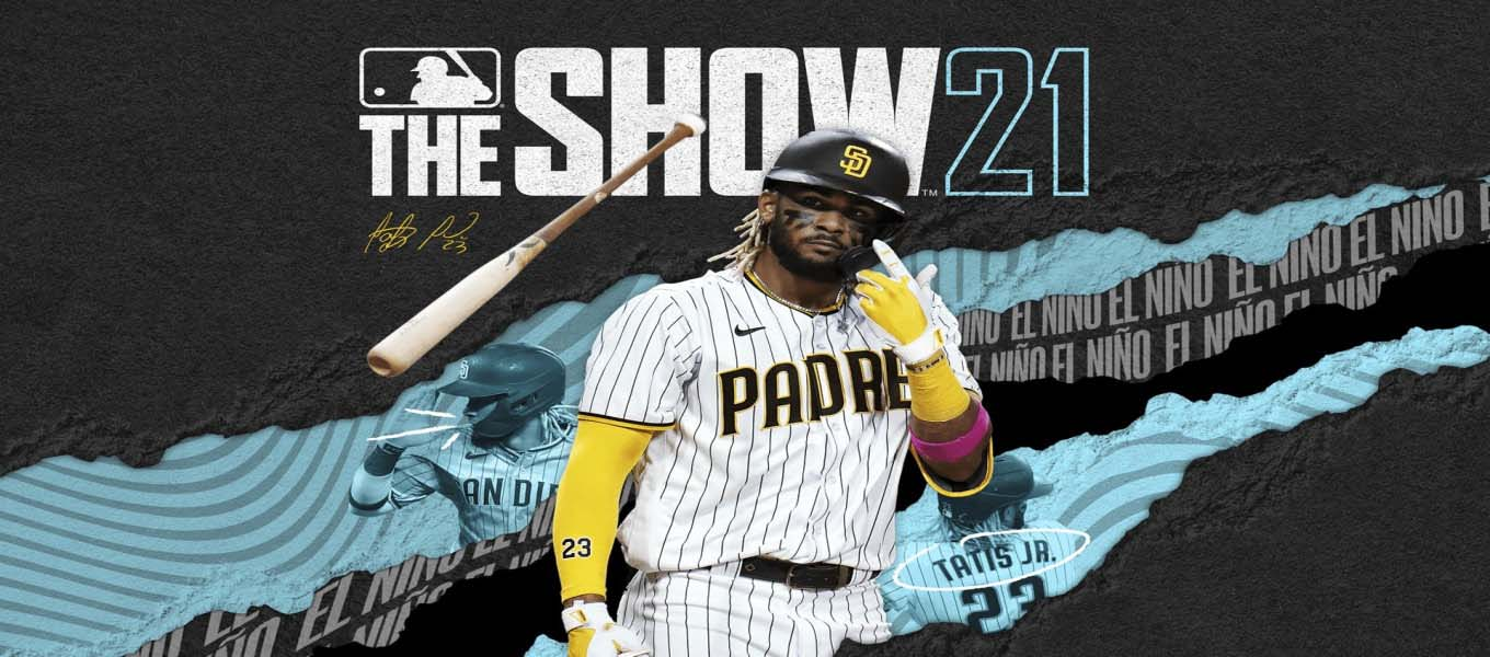 MLB The Show 21 game slider